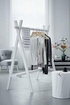 1000 images about portant vetement on pinterest clothes - Portant pour vetement ikea ...