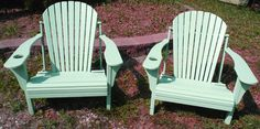 If you don't like getting in and out of an Adirondack but love the comfortable style then this upright Adirondack chair is for you. Wood Patio Furniture, Outdoor Chairs, Outdoor Decor, Garden Chairs, Custom Wood, Furniture Making, House, Color, Home Decor
