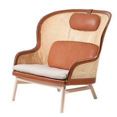 Shop SUITE NY for the Dandy armchair by Pierre Sindre for Garsnas and more wingback easy chairs and lounge furniture from Sweden