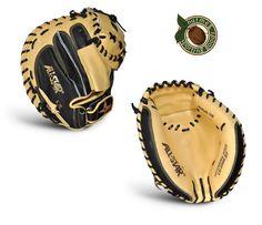 """All-Star Pro Elite CM3000XSBT Baseball Catcher's Mitt - 32"""""""