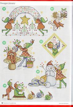 Gallery.ru / The world of cross stitching №169 - The world of cs №169 - 19Edinorog87