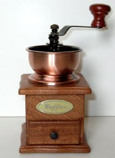 Rosewood Manual Coffee Grinder $29.99 + $9.49 shipping
