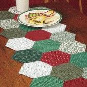 Holiday Table Runner Craft