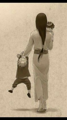 Uncle neji ♡♡♡ why do I think this is the cutest thing ever? *^*