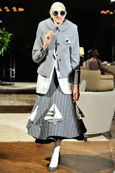 Thom Browne Spring 2012 Collection