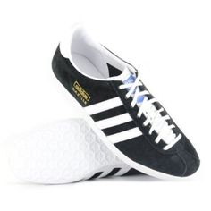 Adidas Trainers Adidas Gazelle Trainers Navy/White Adidas Trainers