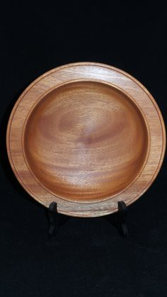 Decorative Wood Bowl, Handmade wood platter, Wooden Platter, Wood bowl, House warming gift, wedding gift, Wood turning, Mahogany Platter