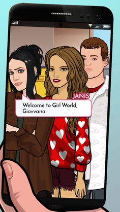 Check out my selfie with Janis and Damian! http://bit.ly/EpisodeHere