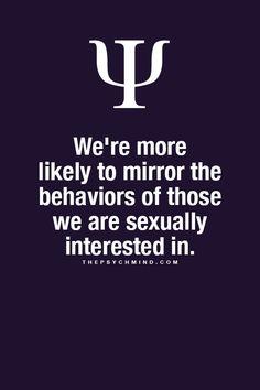 Interesting psychology fact