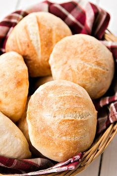Perfect buns for making the tastiest home-made sandwich that you've ever tasted. #buns