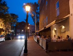 Cava Wine Bar & Restaurant | Welcome New Canaan...more casual with outdoor seating.