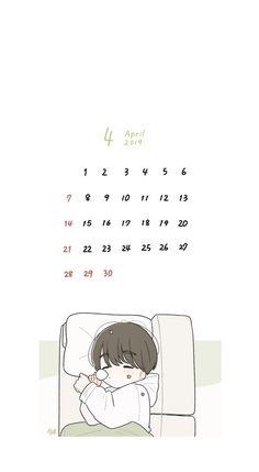 Cute Cartoon Drawings, Cartoon Art, Kawaii Art, Kawaii Anime, Cool Anime Backgrounds, Calendar Wallpaper, Cute Doodles, Wallpaper Iphone Cute, Cute Cartoon Wallpapers
