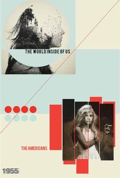 CRISTIANA COUCEIRO Typography Poster, Typography Design, Photo Illustration, Illustrations, Vintage Web Design, Cristiana Couceiro, Simple Poster, Graphic Art, Graphic Design