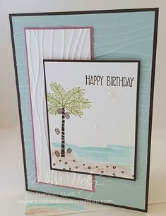Happy Birthday by Miss Vicky - Cards and Paper Crafts at Splitcoaststampers