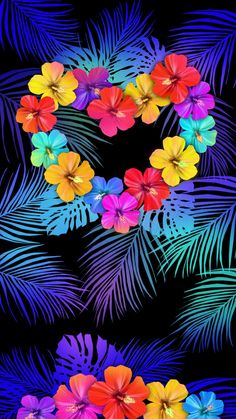 Beautiful Flowers Pictures, Flower Pictures, Open Fonts, Beach Wallpaper, Summer Design, Cellphone Wallpaper, Palm Trees, Wallpapers, Crystals