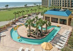 Springmaid Beach Resort has been a Myrtle Beach tradition for over 60 years.