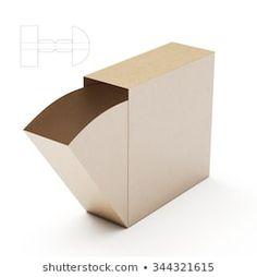 Cartera de fotos e imágenes de stock de Vlad Enculescu Food Box Packaging, Spices Packaging, Craft Packaging, Soap Packaging, Packaging Design, Flower Box Gift, Skincare Packaging, Cardboard Paper, Easy Paper Crafts