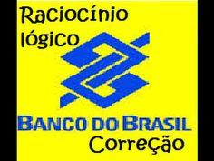 Correção Banco do Brasil- Raciocínio lógico