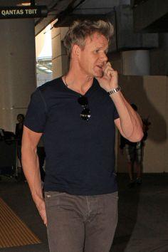 Gordon Ramsay - Gordon Ramsey at LAX