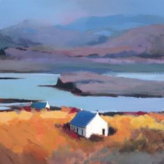 Western Shores  II by Will Kemp
