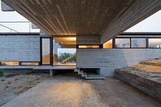 Golf House by Luciano Kruk