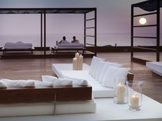 Sunset Chill-Out bar with sea views #hotel H10 Gran Tinerfe