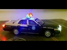 Quick Flash LED STROBE Lighting Circuit For Model Police Cars /& Fire Trucks  RED