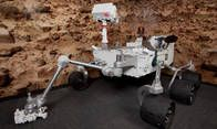 """Remember that weekdays in September are Illinois FREE DAYS at MSI: general admission is free for Illinois residents, and includes """"Life in Space?"""" with a full-size model of the Mars rover Curiosity and the Lunar Greenhouse. (Awesome! Share with your Illinois friends!!)"""