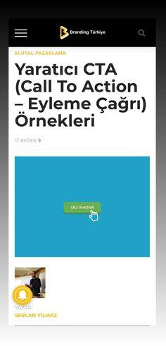 Yaratıcı CTA (Call To Action – Eyleme Çağrı) Örnekleri - Branding Türkiye Call To Action, Platform, Branding, Brand Management, Heel, Wedge, Identity Branding, Heels