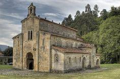 San Salvador de Valdediós, Reinado de Alfonso III el Magno (866-910) -20