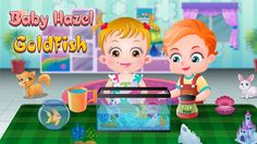 Baby Hazel has a new pet, Goldie goldfish to look after. Can you help Hazel to build fish tank and feed little fish her favorite food? https://itunes.apple.com/gb/app/baby-hazel-goldfish/id897720408?mt=8