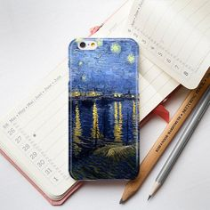 Painting Case Phone 6s Plus iPhone 8 Plus Phone Hipster Case iPhone Phone 8 Van Gogh Case iPhone Pho