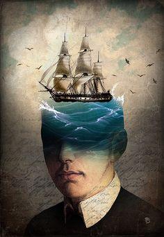 """"""" The Sea Inside """" by Christian Schloe"""