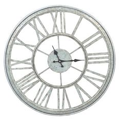 http://www.target.com/p/threshold-outdoor-galvanized-clock/-/A-16299483#prodSlot=medium_4_42