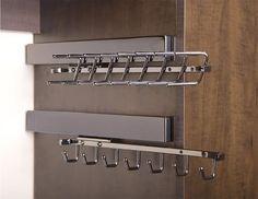 Slide-Out Belt Storage