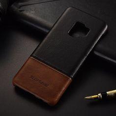 Samsung Galaxy S9/S9 Plus Vintage Leather Case