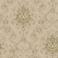 Incredibly Gorgeous Victorian Damask Wallpaper NK2055 – D. Marie Interiors