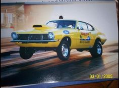 My old Maverick, another fun car back in the day. Ted McClure