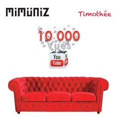 10.000 vues...!  Le cap est franchi et le pari de @MiMüNiZ ... est gagné :)