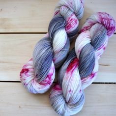 Signature Sock Yarn, a perfect balance of superwash merino and nylon, 80/20 to be exact. Each 100 gram skein is 410 yards of durable 3 ply fingering weight yarn. This yarn will make you a lovely pair