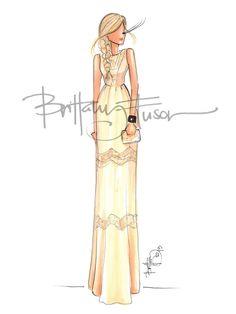 Brittany Fuson: Ivory