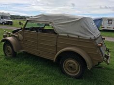 The Kubel ready to go on display! Part of our own display waiting to be moved later today . If you love military vehicles this is the place to be. We have the largest gathering of military vehicles on the planet. A military and living history spectacular! Pay on the day - don't miss out 19th - 23rd July 2016 Folkestone Racecourse HytheKent http://ift.tt/1KwB1Ie #kubelwagen #kubel #willysjeep#hotchkiss #gmc #weaponscarrier #tank #dodge #ww1 #ww2 #history #livinghistory #reenactment #vintage…