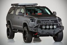 There may come a time when it makes sense to pack up a few essentials and head to a safer place. This could be due to a natural disaster, power interruptions or (airquotes) the Zombie Apocalypse (end airquotes).  Whatever the situation, you'll want a vehicle that can get you through any situation