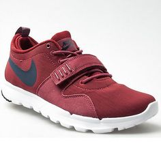Nike Trainerendor Mens 616575-641 Red Obsidian Athletic Training Shoes Size 8