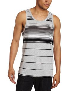 Southpole Men`s Tank Top With Enginee..  #men #tank #top.