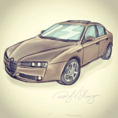 Alfa 159, Alfa Romeo Cars, Vehicles, Car, Vehicle, Tools