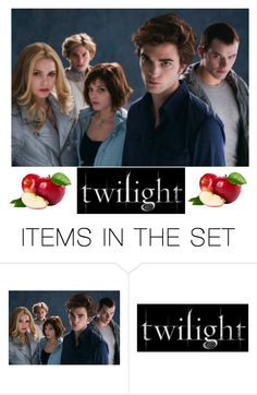 """Twilight"" by j-tipton ❤ liked on Polyvore featuring art"