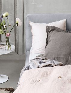 Heidi Lerkenfeldt's impeccable way with light, color & composition, her Danish style, those are the engredients that make her work so unique Color Composition, Tammy Love, Danish Style, Beauty Industry, Lifestyle Photography, Linen Bedding, Bed Pillows, Pillow Cases, Bedroom Decor