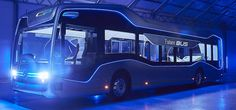 Mercedes has created the Mercedes Benz Future Bus, a semi-automated city bus for use in urban areas with a trailblazing design to boot.