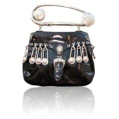 a vintage versace purse